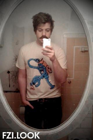 Man In Mustache