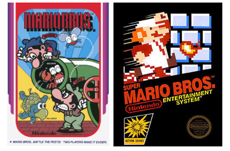 MarioBros Covers